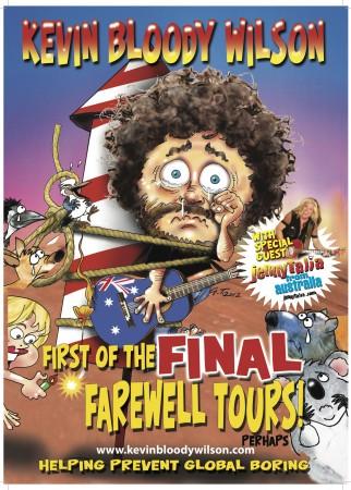 JT Farewell A3 Poster 2