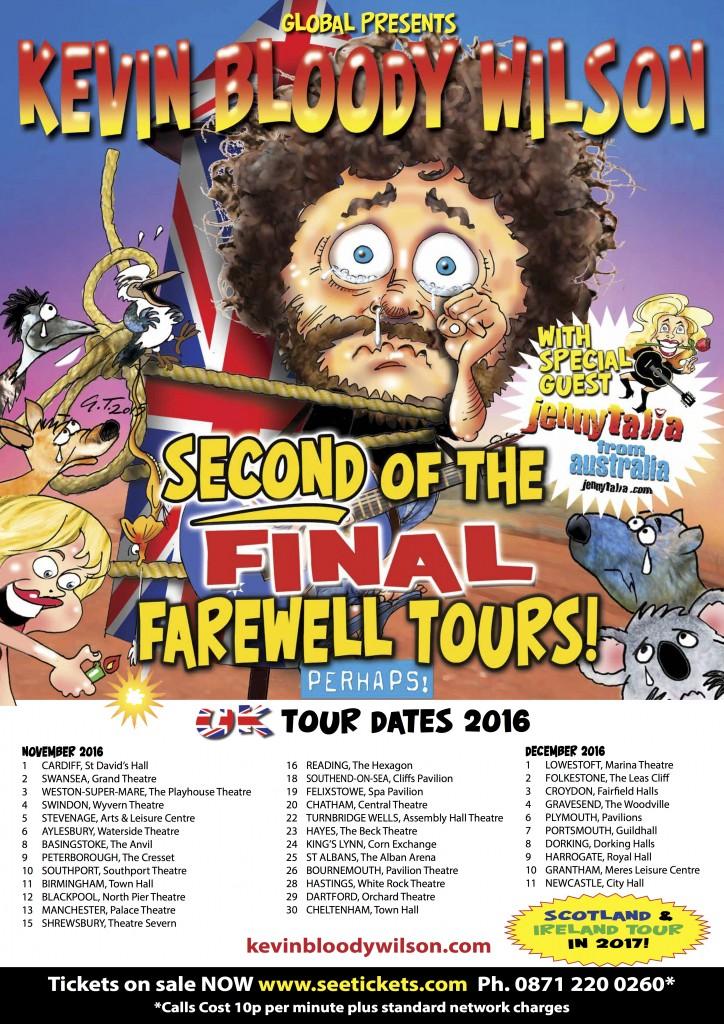 KBW UK Tour Poster 2016