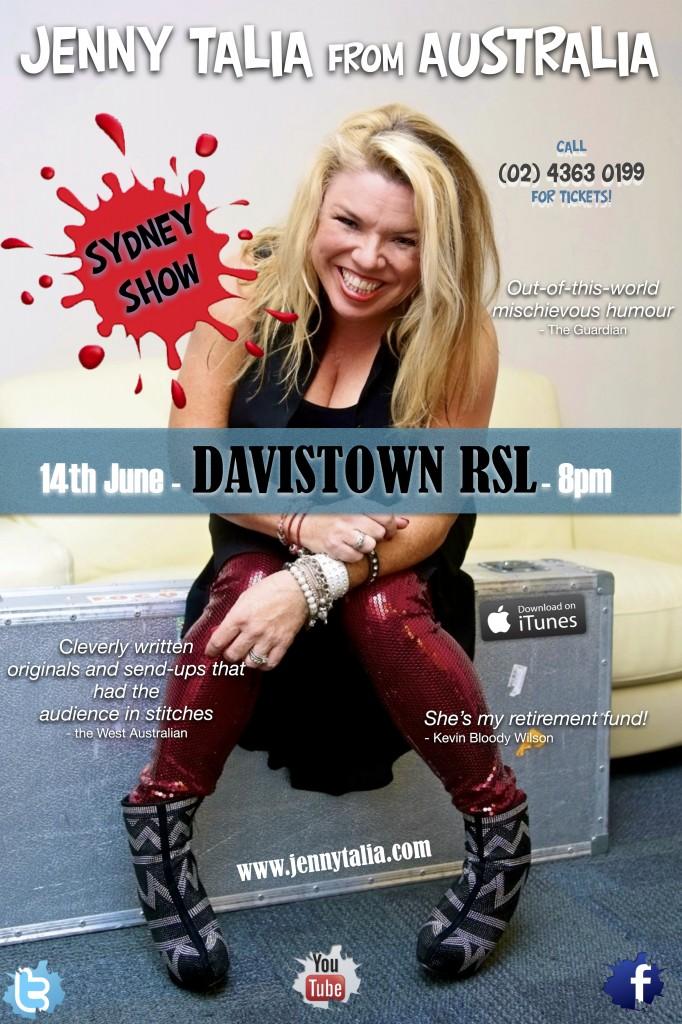 davistown poster 2014